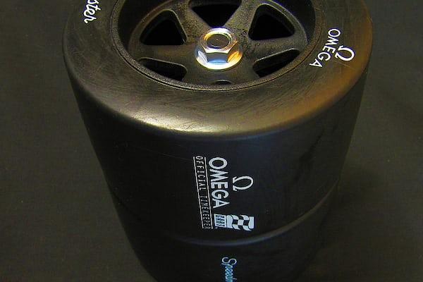 Omega Speedmaster CART Edition 3810.80.08 Box Tyre