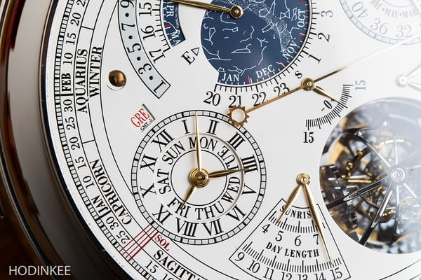 The Vacheron Constantin 57260, The Most Complicated Watch In The World