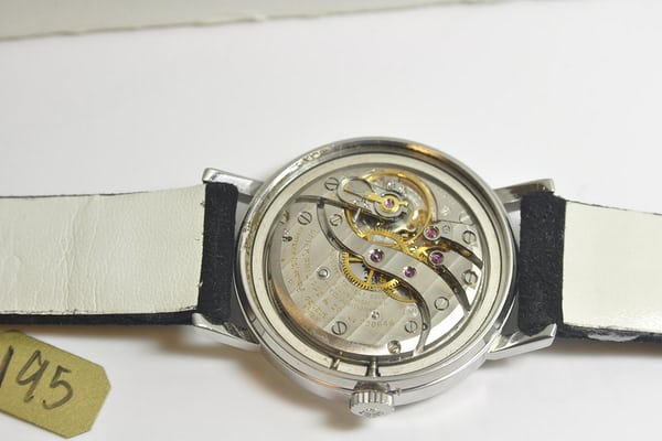 Patek Amagnetique Reference 3417 movement caliber 12-400 AM