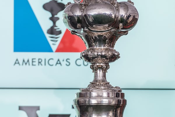 The America's Cup 2015