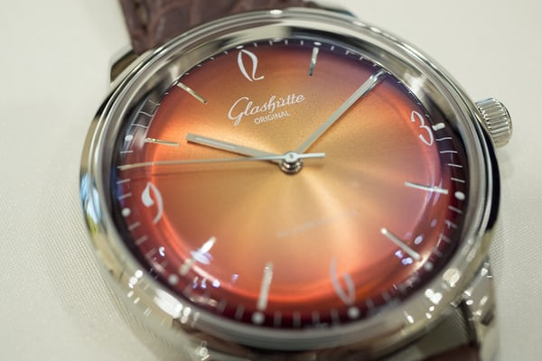 Glashütte Original Sixties Iconic Collection
