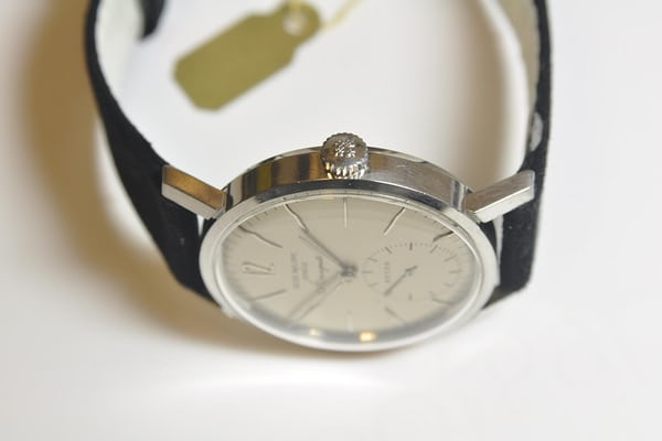 Patek Amagnetique Reference 3417 case side