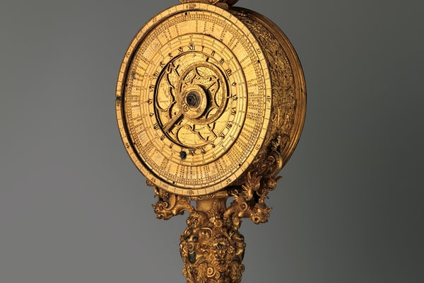 Monstrance Clock, ca. 1570.