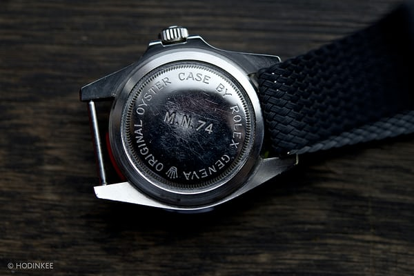 Talking Watches William Massena