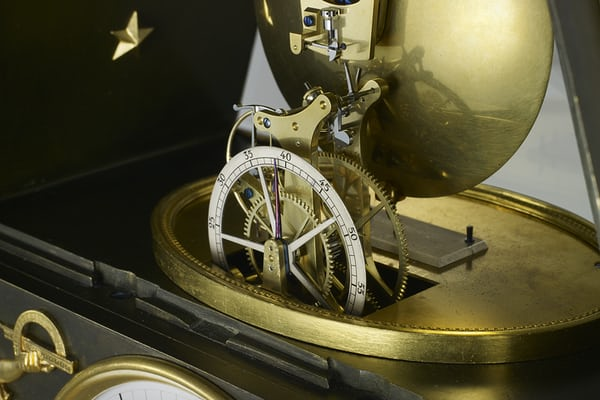 Breguet No. 449 Clock With Constant Force Escapement