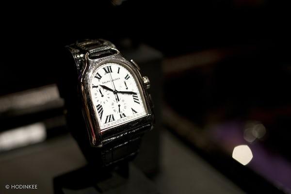 Ralph Lauren HODINKEE event for RL Automotive Skeleton Timepiece