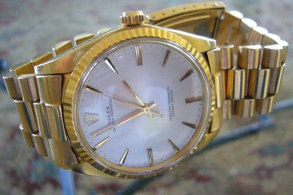 Rolex Oyster Perpetual Reference 1013 36mm case