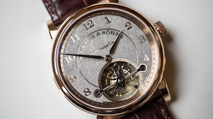 Stopping The Tourbillon