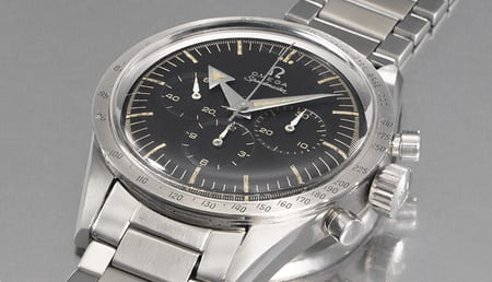 16a5b2f6154bd Breaking News Omega Speedmaster Reference 2915-1 Sells For  137