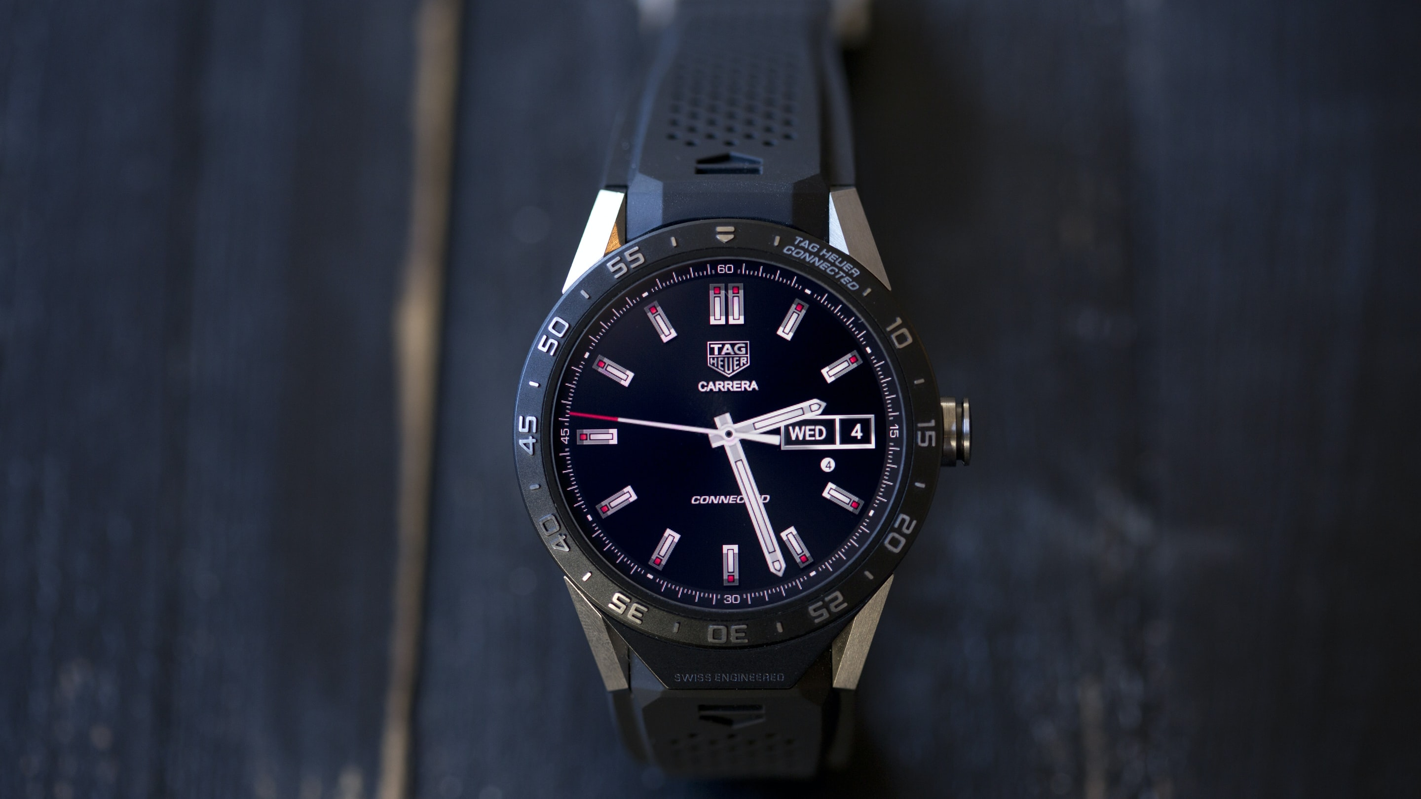 My Thoughts On The TAG Heuer Connected Smartwatch, By Kevin Rose