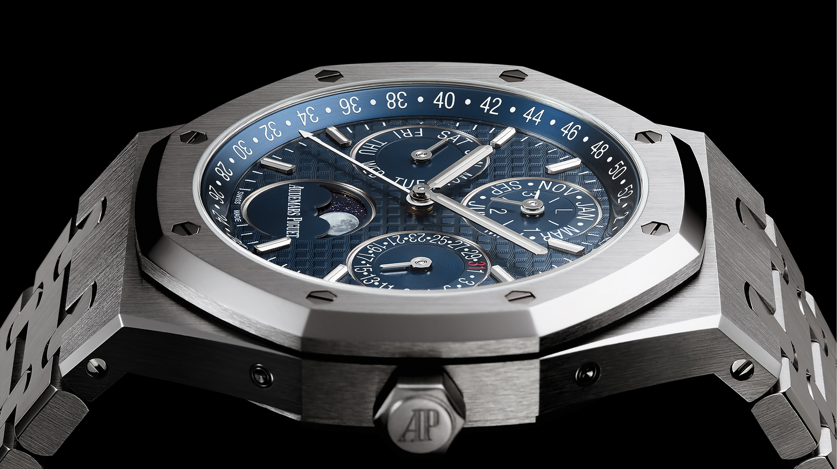 Introducing: The New Audemars Piguet Royal Oak Perpetual Calendar Reference 26574 (Details, Official Pricing)