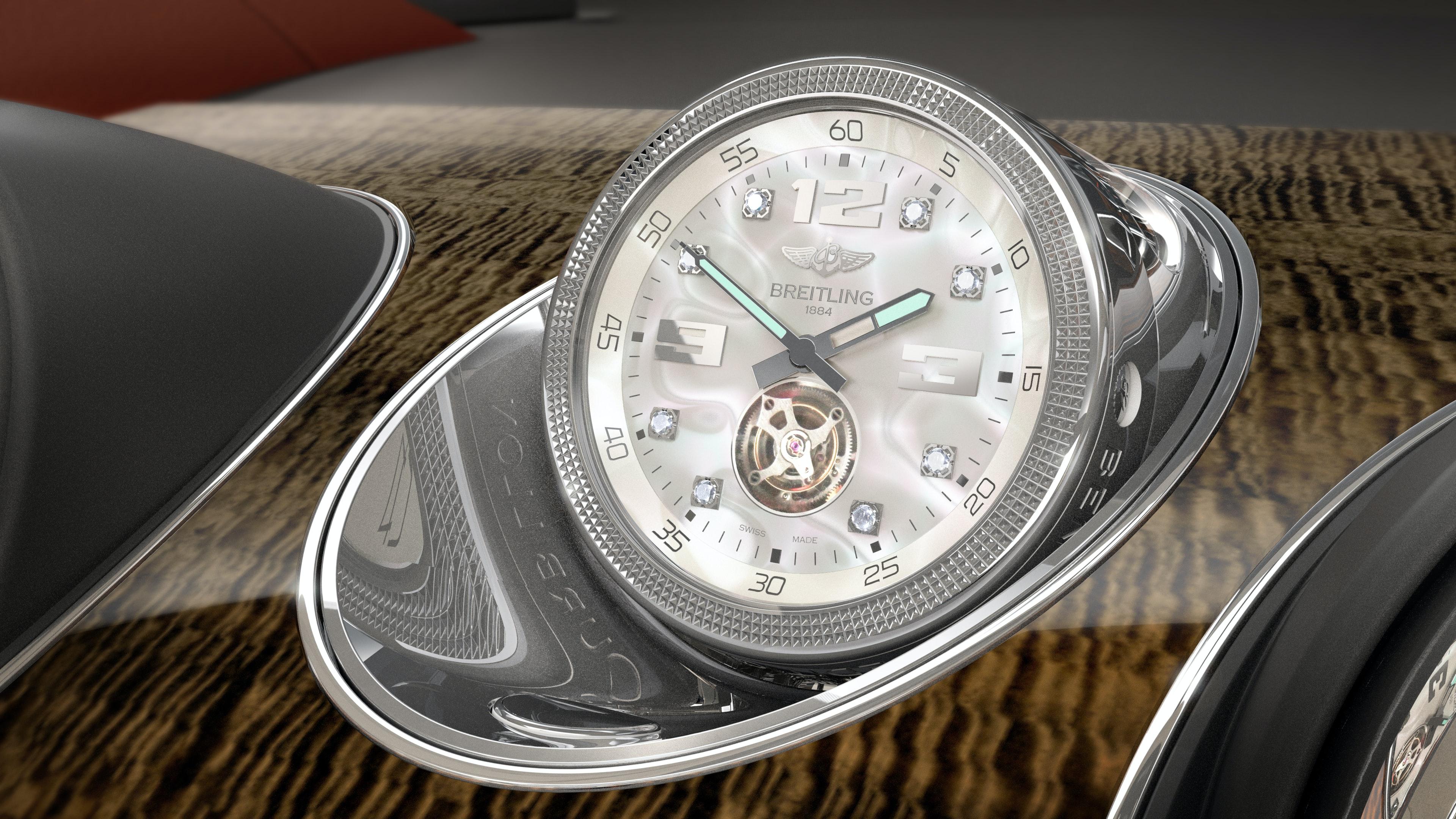 Часы bentley motors 665 от breitling