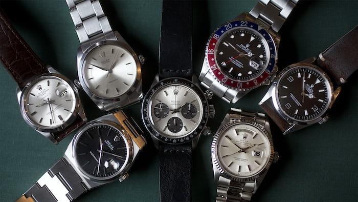 vintage rolex hodinkee