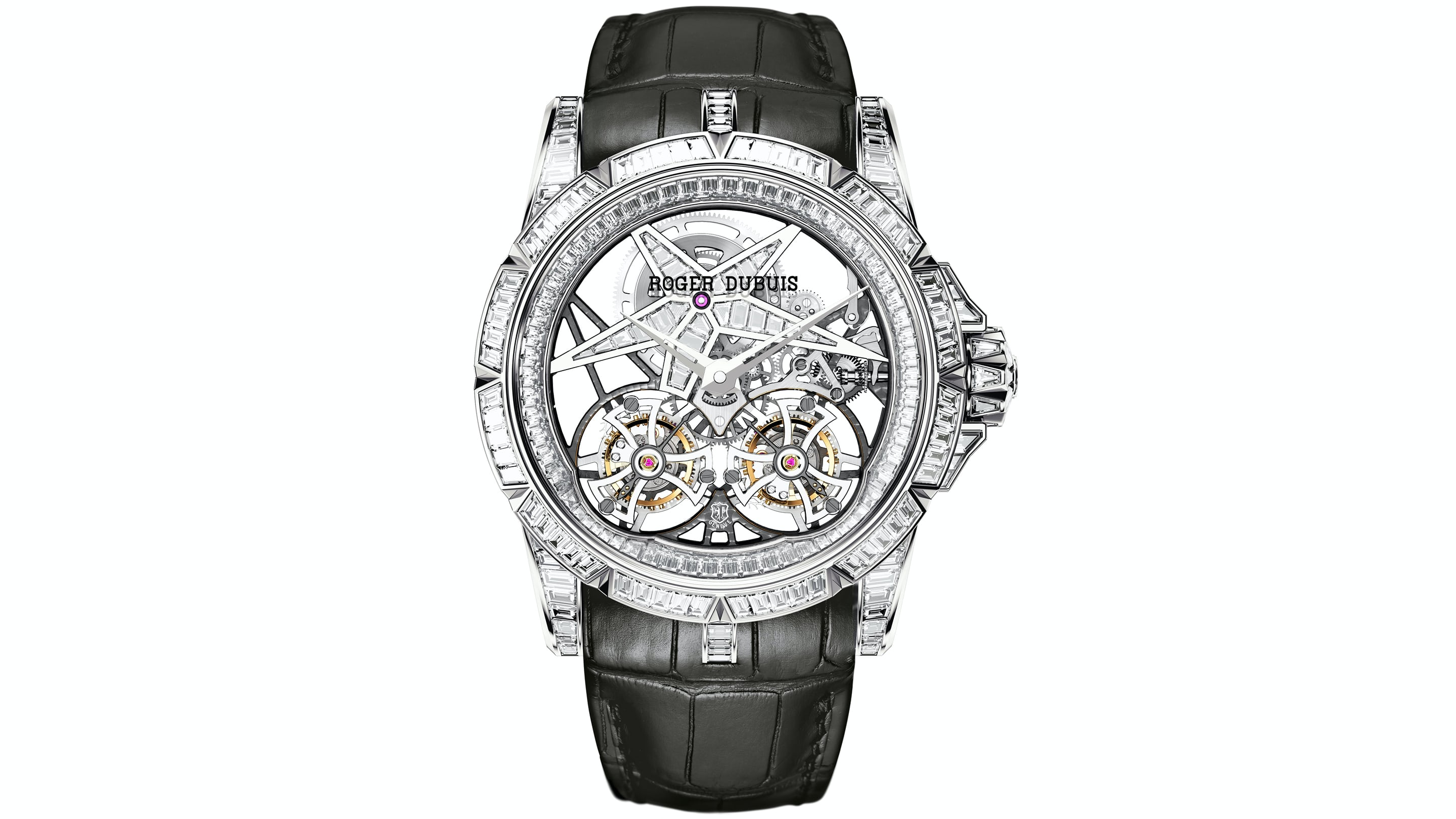 c07f60c3a36 Roger Dubuis Launches Excalibur Star Of Infinity For Watches And Wonders