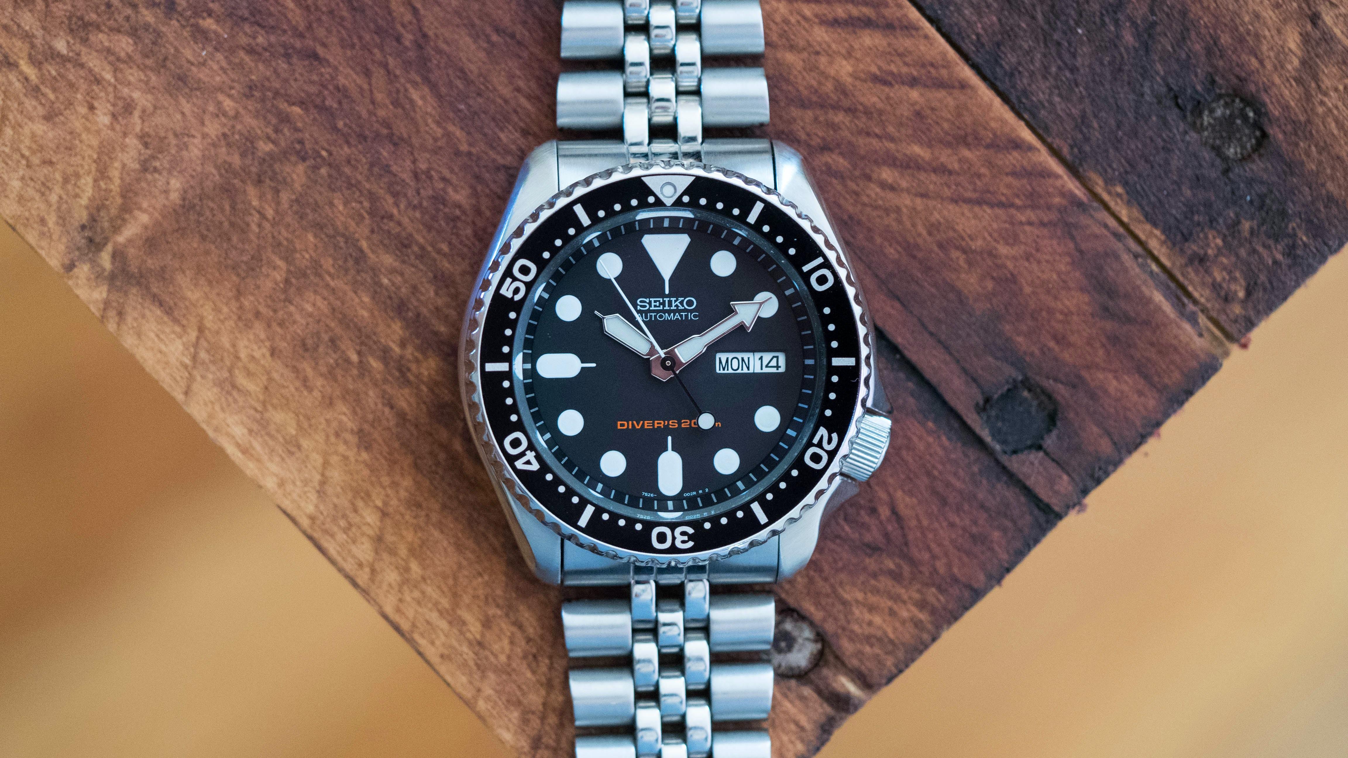 La proposition de valeur: La montre de Seiko SKX007 Diver - HODINKEE