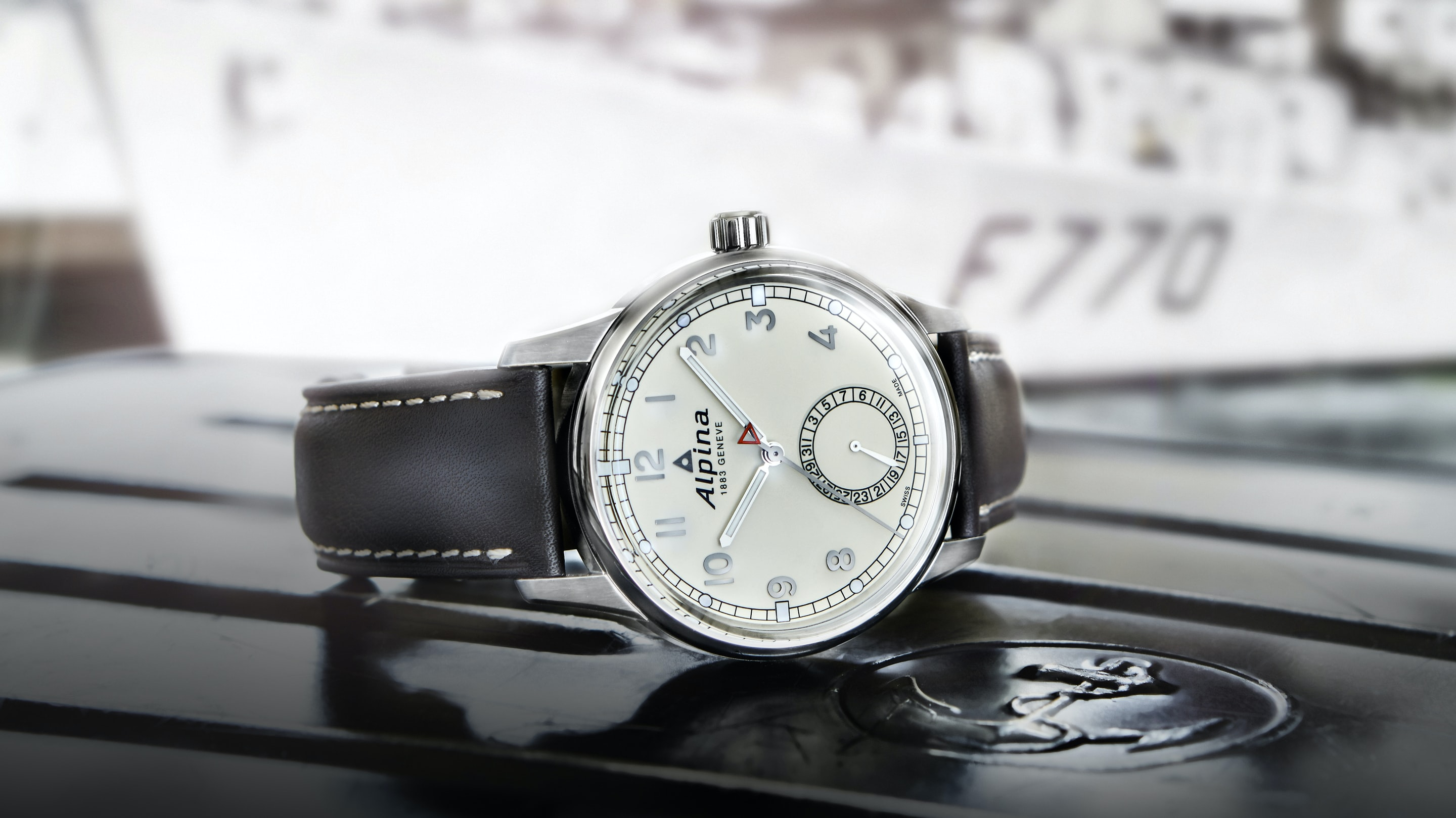 Introducing: The Alpiner Manufacture With Alpina AL-710 In-House Automatic Movement