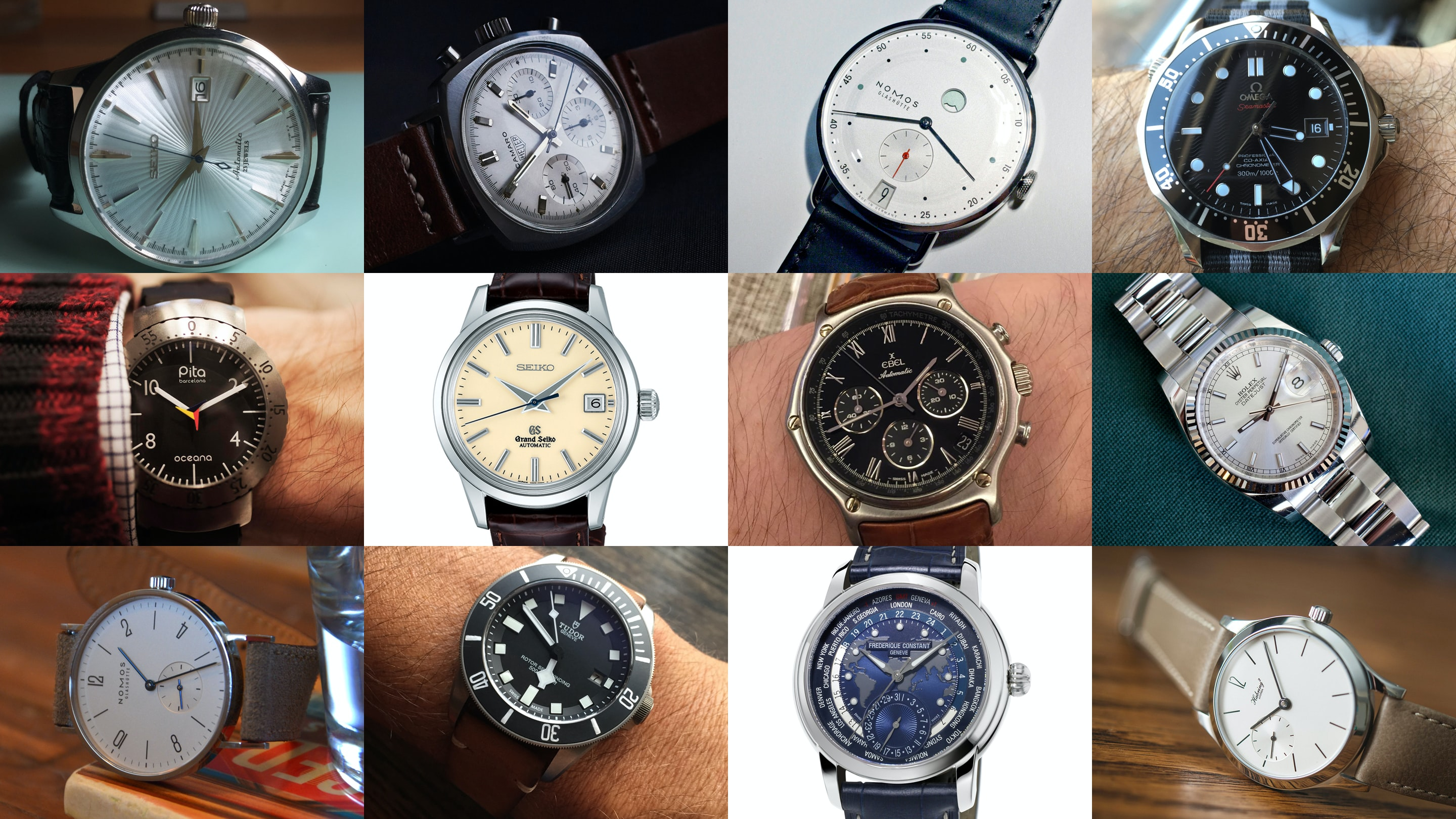 Our Favorite Watches Under $5,000 (And A Couple Of Amazing Options Under $500)