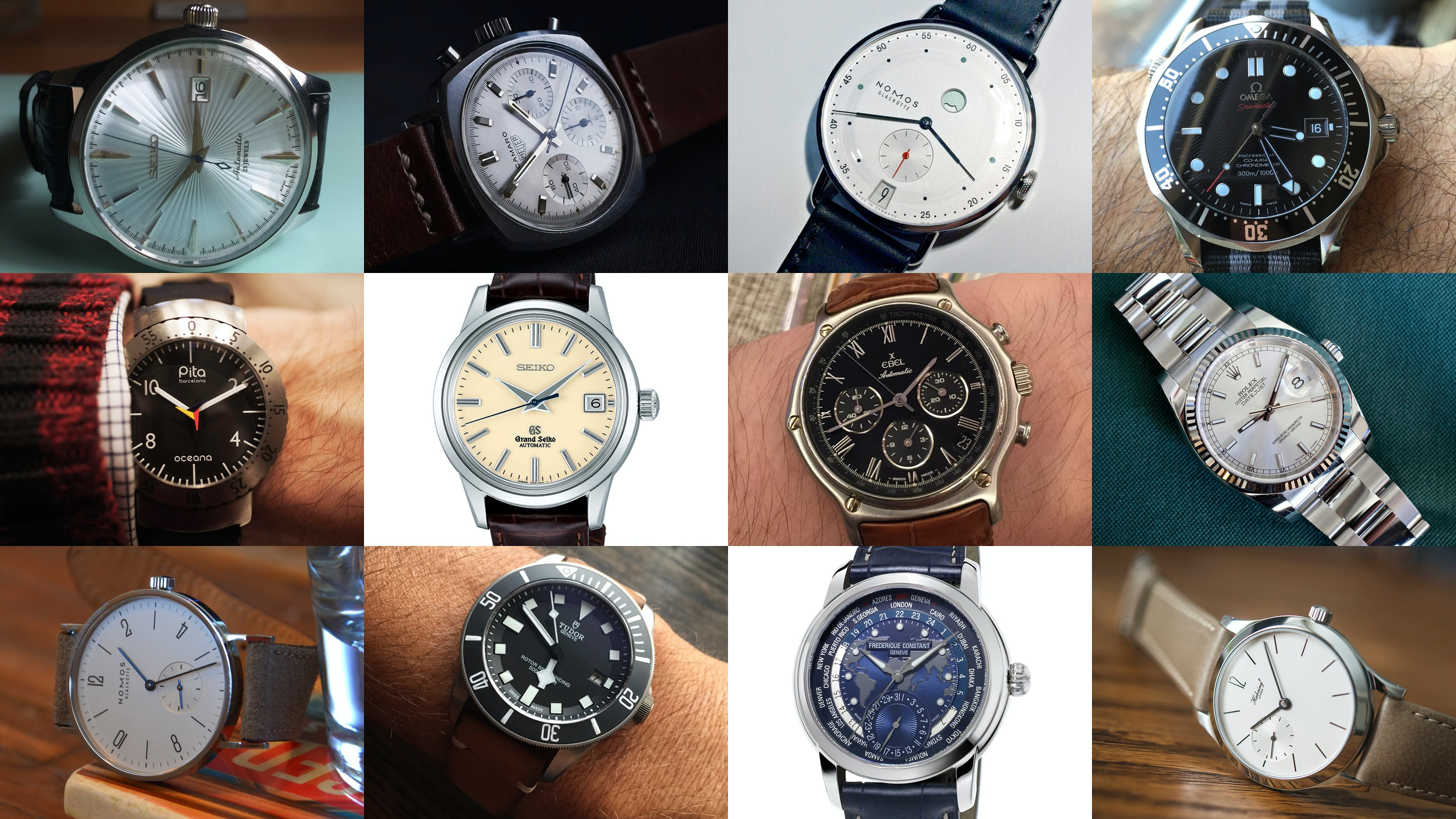 597424cf7509 The HODINKEE Team Picks  Our Favorite Watches Under  5
