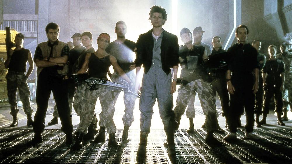 Watching Movies: Sigourney Weaver Wears A Seiko Ripley In 'Aliens' - HODINKEE