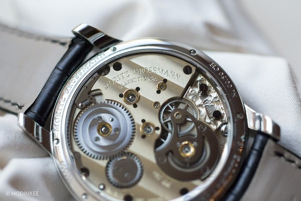 benu tourbillon