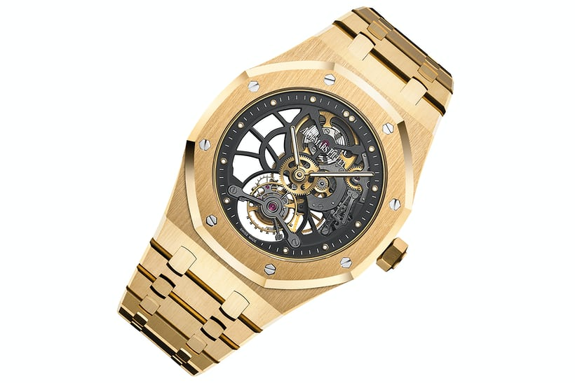 Audemars Piguet Royal Oak Tourbilon Extra-Thin Openworked
