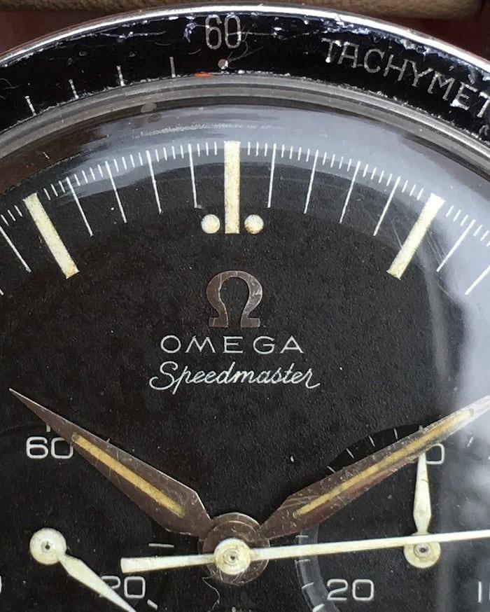 Omega Speedmaster Reference 2915-3 Details