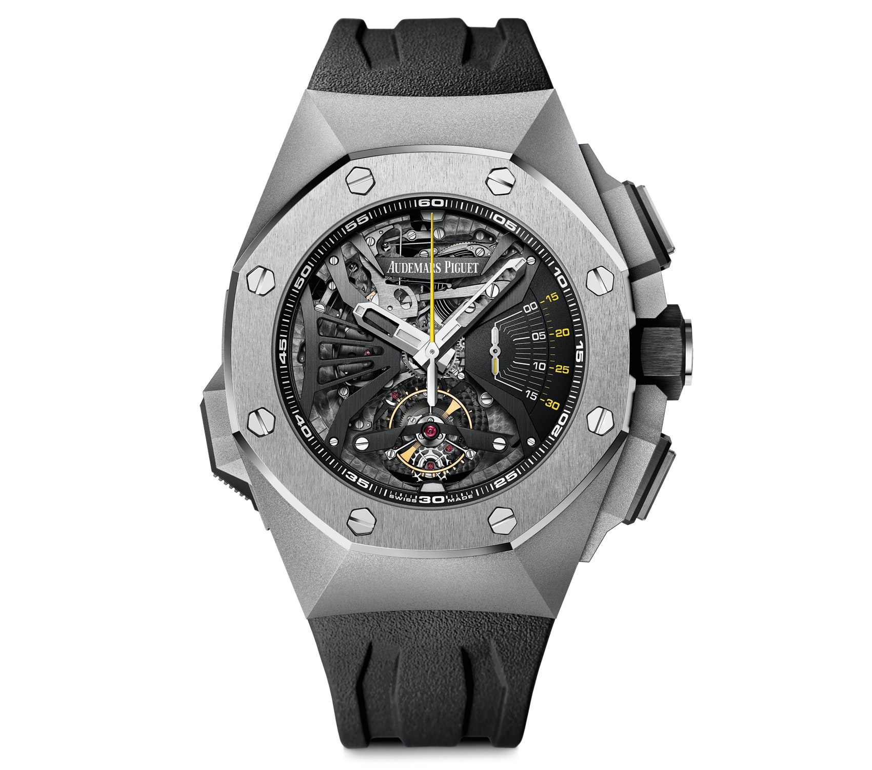 Introducing: The Royal Oak Concept Supersonnerie, A ...