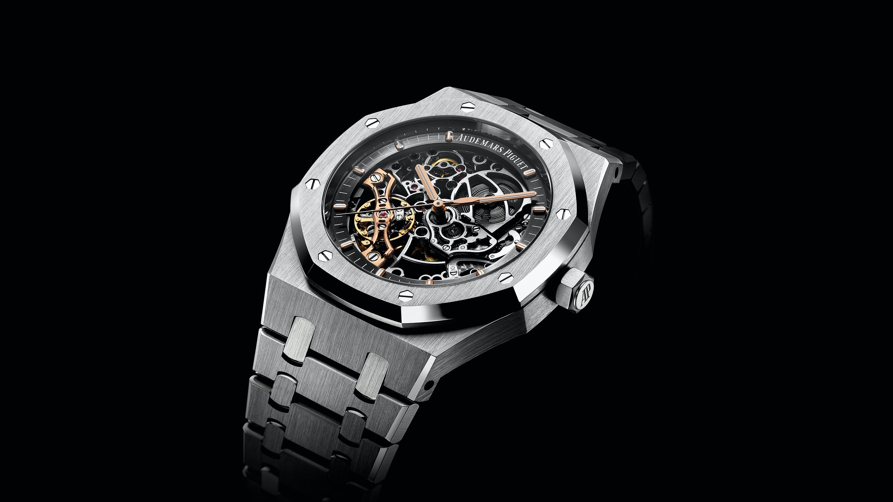 3f59b8ae42 Introducing: The Audemars Piguet Royal Oak Double Balance Wheel Openworked  Reference 15407 - HODINKEE
