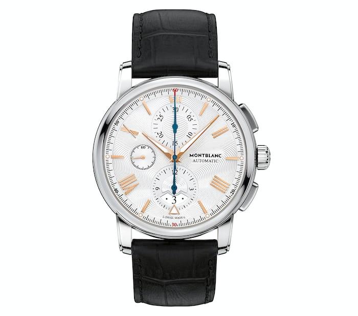 Montblanc 4180 Automatic Chronograph