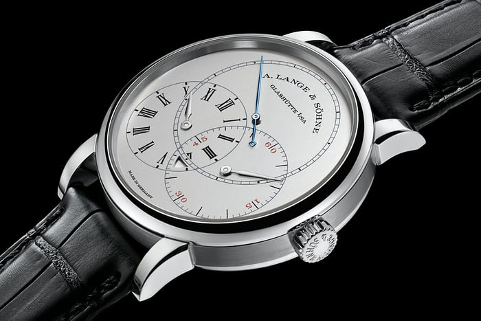 Lange Soehne Richard Lange Jumping Seconds