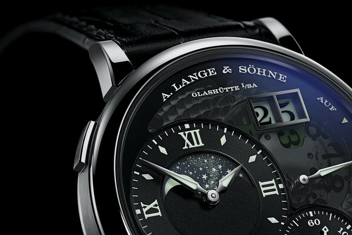 Grand Lange 1 Moonphase Lumen
