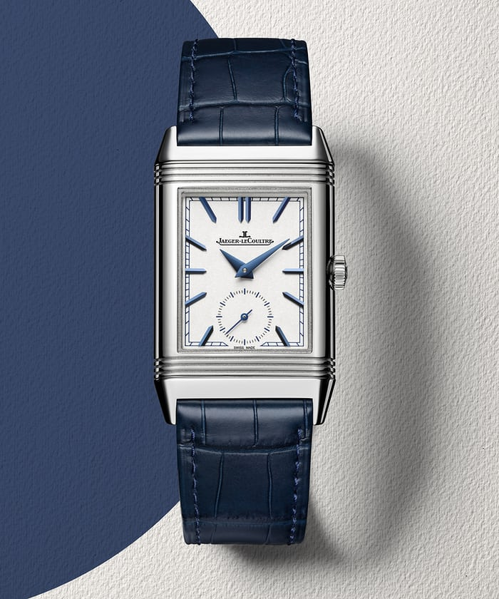 Jaeger LeCoultre Tribute Reverso Duo
