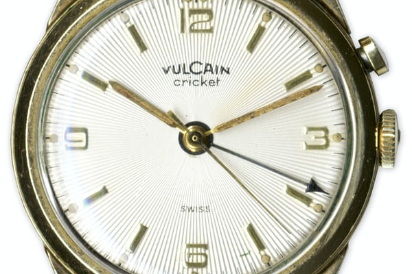 Vulcain Cricket