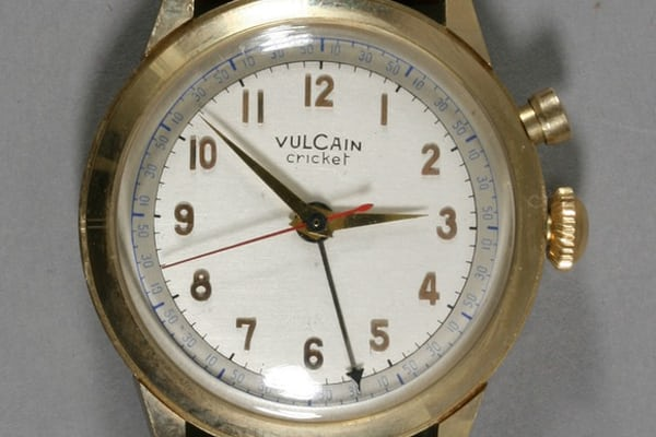 Vulcain Cricket Truman