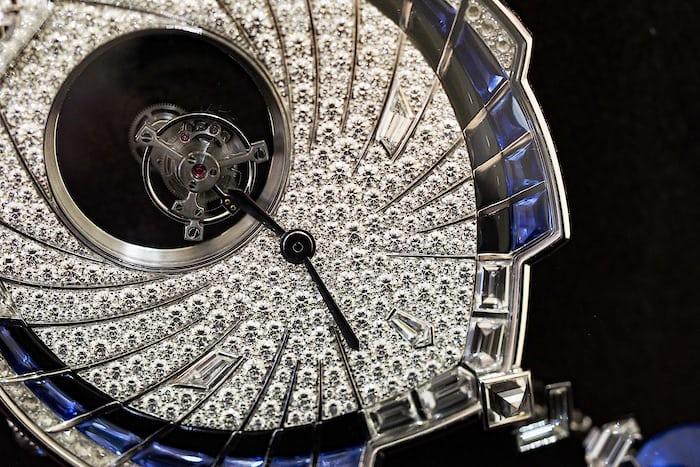 Cartier Tourbillon Mystérieux Azuré