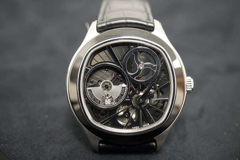 piaget 700P front