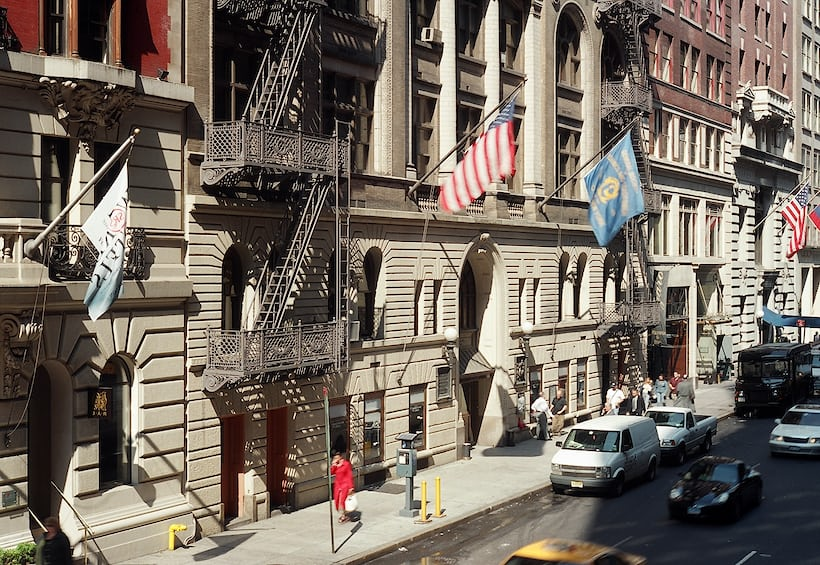 The General Society in Midtown Manhattan