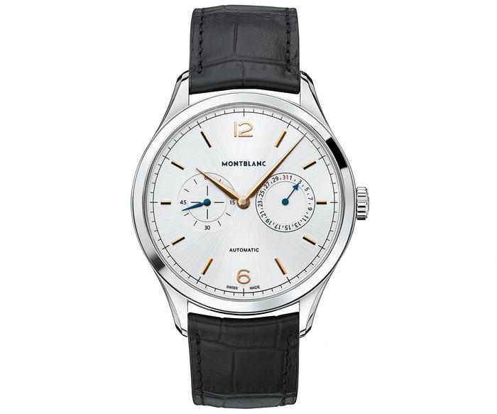 Montblanc Twincounter Date