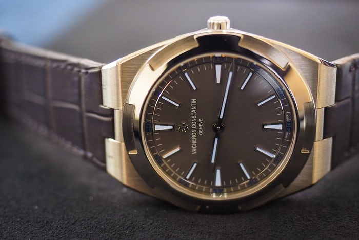 Vacheron Constantin Overseas Ultra Thin