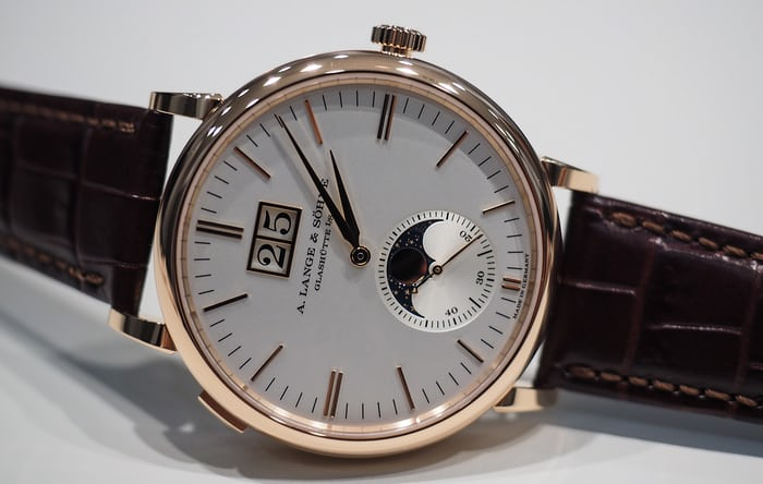 A. Lange & Söhne Saxonia Moon Phase
