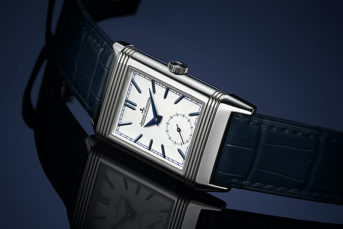 Jaeger LeCoultre Reverso Tribute Duo