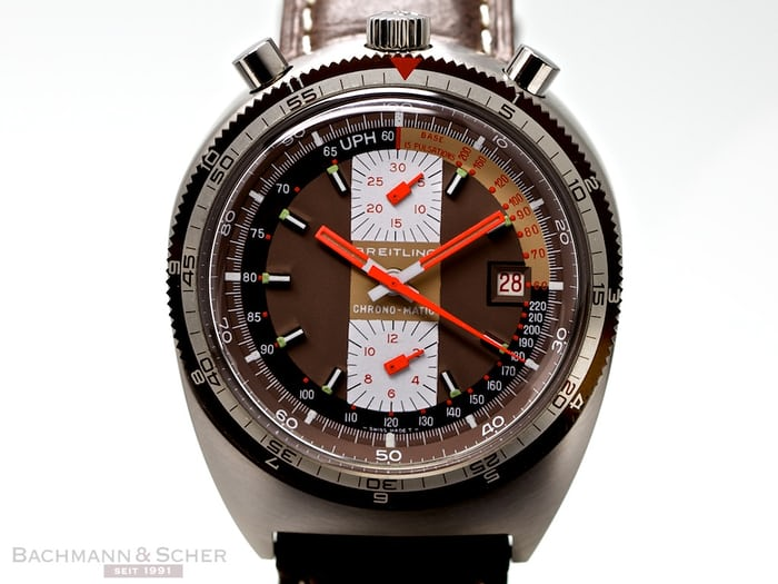 Breitling Bullhead Reference 7101