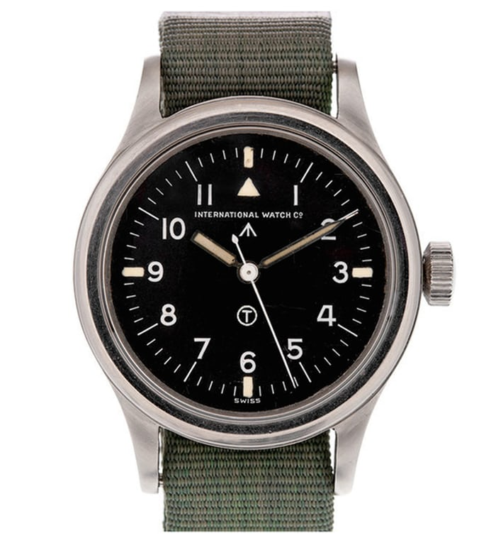 The IWC Mark XI