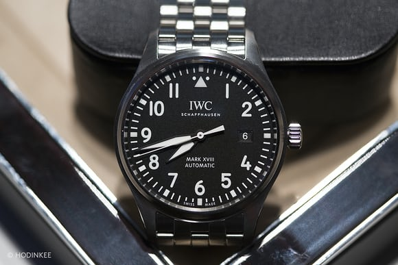 The Year In Review: The Top 20 Most Popular HODINKEE Posts Of 2016 The Year In Review: The Top 20 Most Popular HODINKEE Posts Of 2016 iwc mark xviii 11