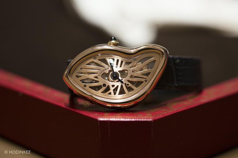 Cartier Crash Pink Gold