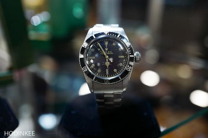 Rolex Submariner 6358