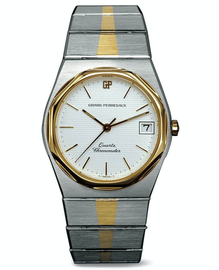 Girard-Perregaux Laureato, Original Model, 1975