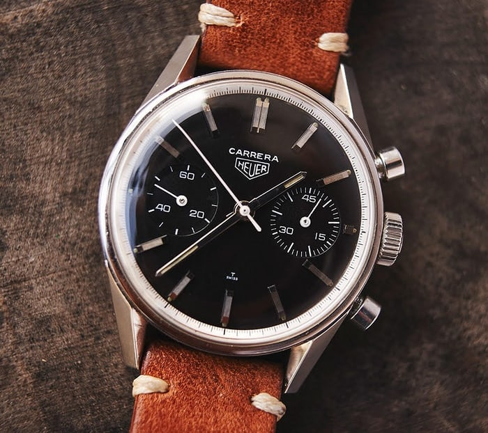 Heuer Carrera Reference 3647N