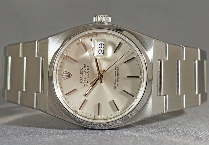 Rolex Oysterquartz Reference 17000