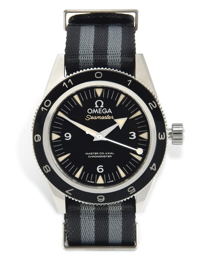 Omega 300 Limited Edition James Bond
